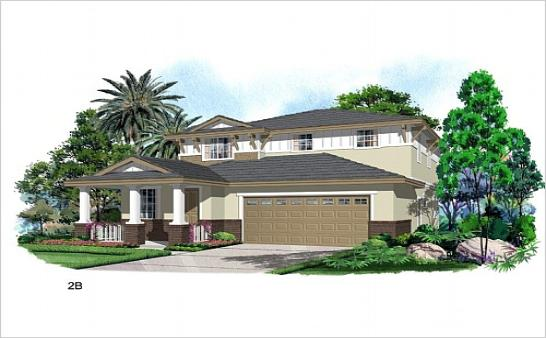 Brand New Home In Rancho Cucamonga Crestwood Communities